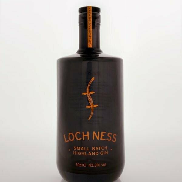 LOCH NESS GIN original