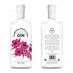 Kinrara Hibiscus Gin