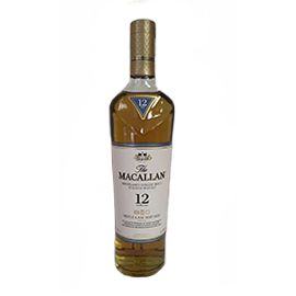Macallan 12 Triple