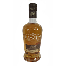 Tomatin Legacy Bourbon & Virgin Oak