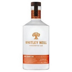 Whitlet Neill Blood Orange Gin