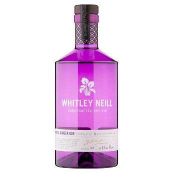 Whitley Neill Rhubard & Ginger Gin