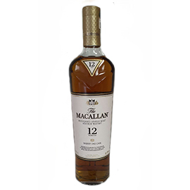 Macallan 12 Year Old Sherry Oak