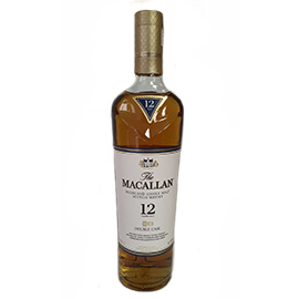 Macallan 12 Double