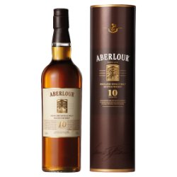 Aberlour 10 yr old