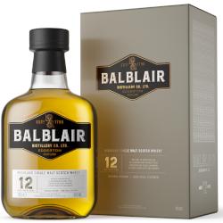 Balblair 12 yr old