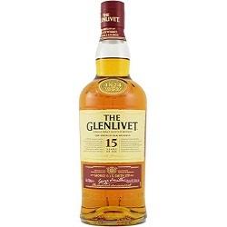 Glenlivet 15 yr old