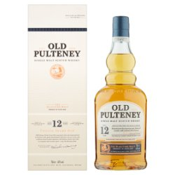 Old Pulteney 12 yr old