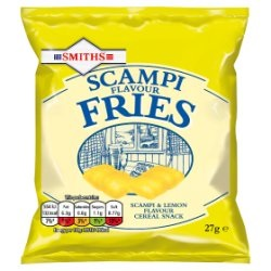 Scampi Fries
