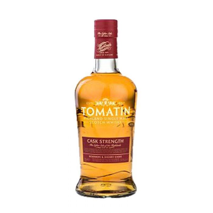 Tomatin Cask Strength Whisky 57.5%