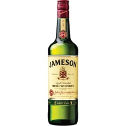 JAMESON IRISH WHISKY