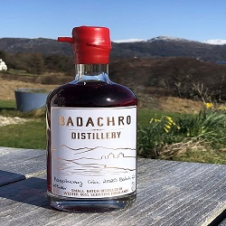 BADACHRO RASPBERRY GIN (very limited ) 50cl